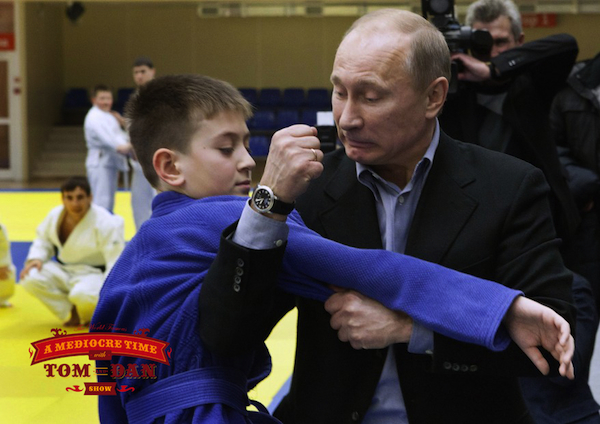 Show 173 Putin Breaks Kids Arms Show Recap